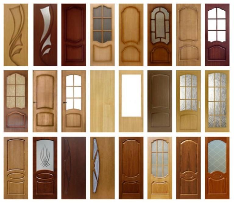 Преимущества и недостатки шпонированных дверей.