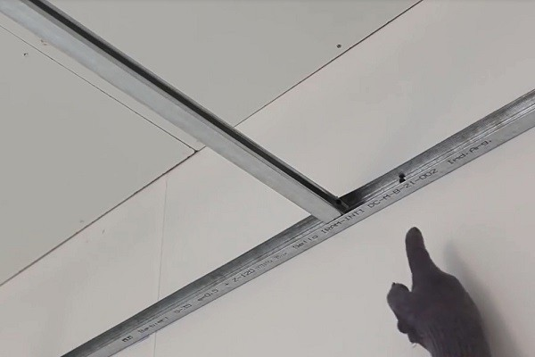 Монтаж потолка своими руками
